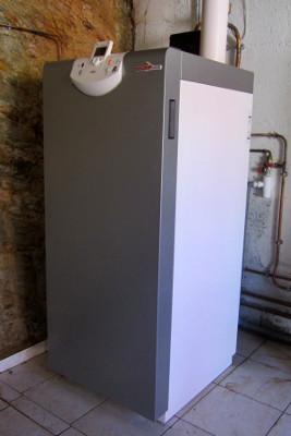 Chauffage : Chaudière à condensation